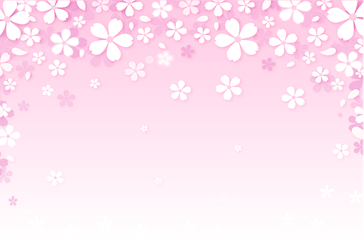 Flowers, Floral, Pink, Floral Background, Copy Space