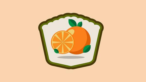 Orange, Fruit, Healthy, Food, Decoration, Decorative