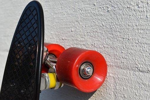Penny Board, Penny Boarding, Skateboard, Wheels
