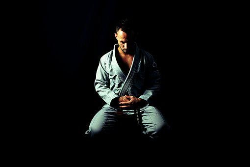 Man, Warrior, Jujitsu, Discipline, Sport, Fitness