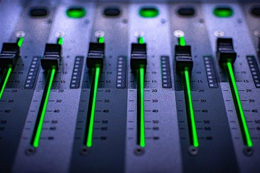 Mix, Mixing, Music, Mixer, Studio, Technology