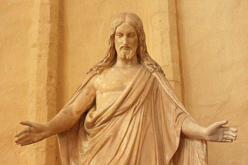 Jesus, Statue, Sculpture, Jesus Statue, Jesus Sculpture