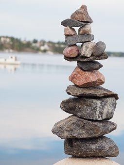 Cairn, Stones, Rocks, Rock Balancing