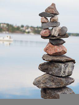 Cairn, Stones, Rocks, Rock Balancing, Stone Balancing