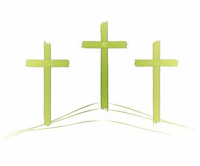 Cross, Resurrection, Jesus, Religion, Christianity