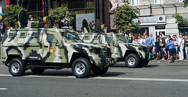 Parade, Military, Ukrainian Military, Capital, Kyiv