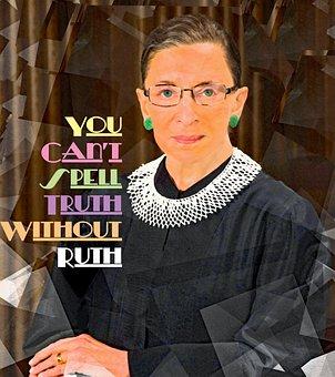 Ruth Bader Ginsburg, Supreme Court Judge, Judge, Rbg