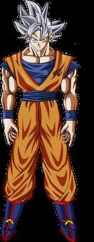 Goku, Anime, Dragon Ball, Son Goku, Cartoon Character