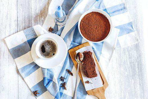 Coffee, Coffee Break, Dessert, Cake, Coffee Powder