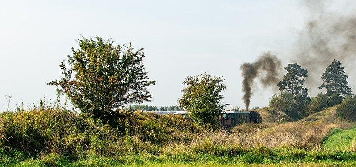 Train, Locomotive, Railway, Steam Locomotive