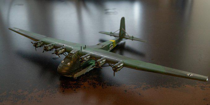 Toy, Airplane, Miniature, Model Airplane