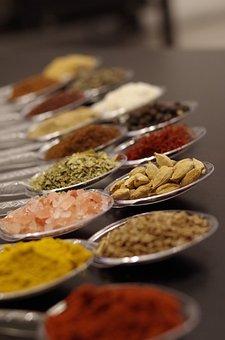 Pepper, Cinnamon, Herbs, Cooking, Aroma