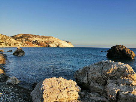 Rocks, Coast, Sea, Ocean, Seascape, Seashore, Shore