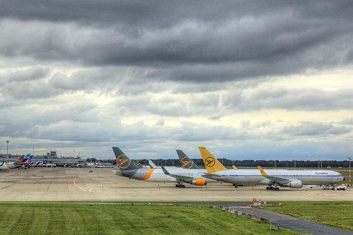 Aircraft, Passenger Aircraft, Aviation, Airline