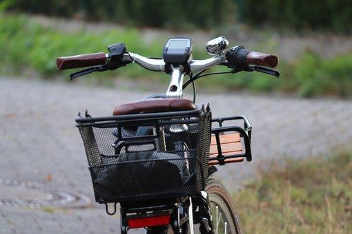 Bike, Bicycle, Basket, Cycle, Luggage Basket, Porter