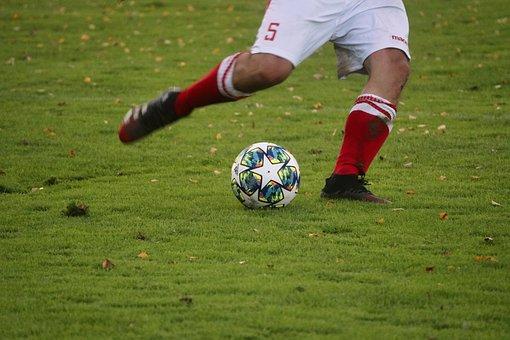 Football, Match, Athlete, Ball, Player, Game, Sport
