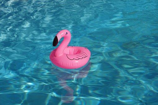 Water, Pool, Swimming Pool, Summer, Blue