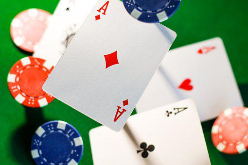 Poker, Card, Game, Ace, Casino, Gambling, Betting