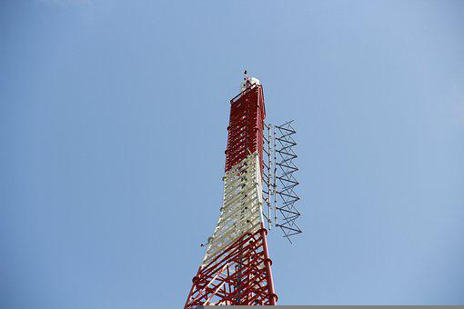 Tower, Transmission Tower, Radar Equipment, Radio Tower