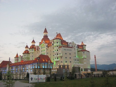 Adler, Sochi, Hotel