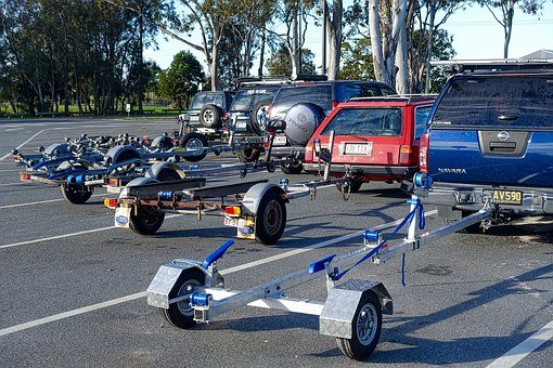 Trailers, Transport, Boats, Marine, Hitch, Hookup