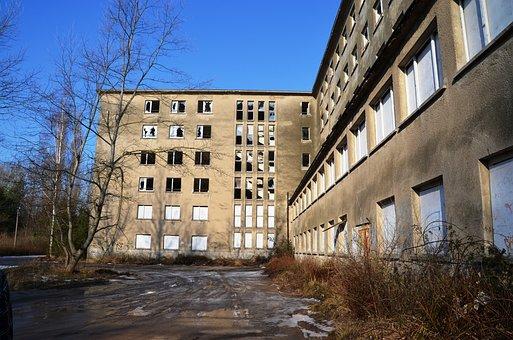Kdf, Prora, Rügen, Building, Nazis