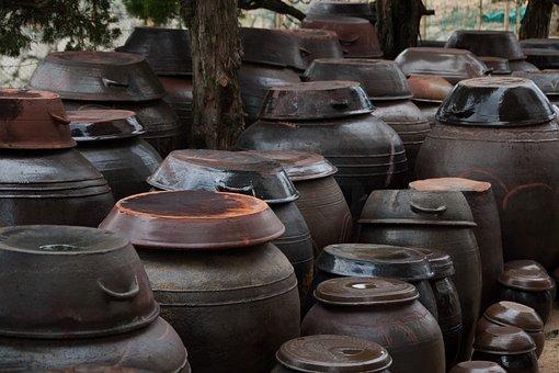 Chapter Dogdae, Republic Of Korea, Jar, Traditional