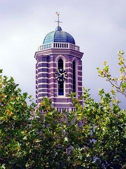 Tower, Church Tower, Church Bell, Zwolle, Peperbus