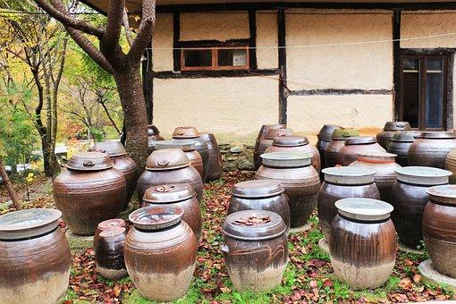 Jar, Republic Of Korea, Country, Rural Landscape