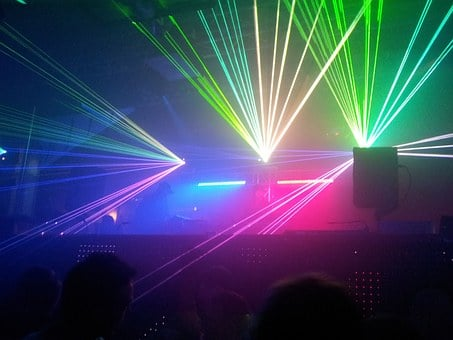 Light Effects, Laser Show, Lights, Lightshow, Disco, Dj