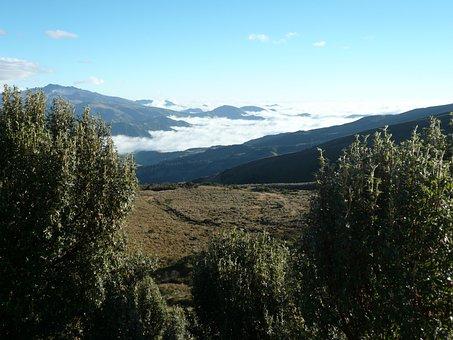 Quito, Ecuador, Volcano, Tourism, Sky, Mountain, Scene