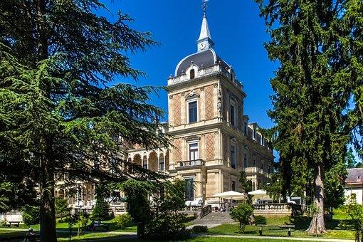 Hermes Villa, Vienna, Empress Elisabeth, Sissi, Castle