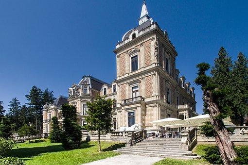 Vienna, Hermes Villa, Sissi, Empress Elisabeth