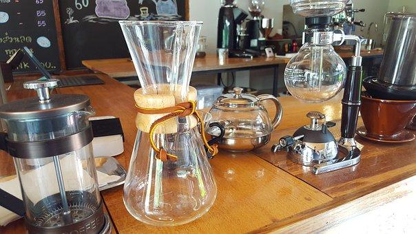 Coffee, Equipment, Brewing, Espresso, Machine, Kitchen