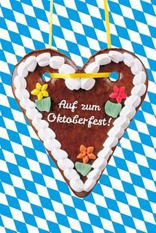 Gingerbread Heart, Heart, Folk Festival, Fair