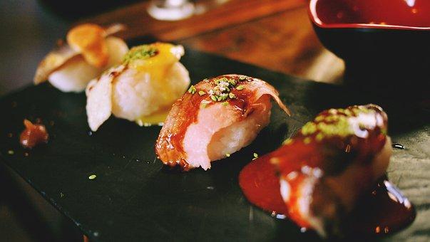 Sushi, Fusion, Cuisine, Food, Tasty, Restaurant