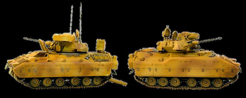Tank, Bradley, Model, Hobby, Us Tank, Bradley Tank