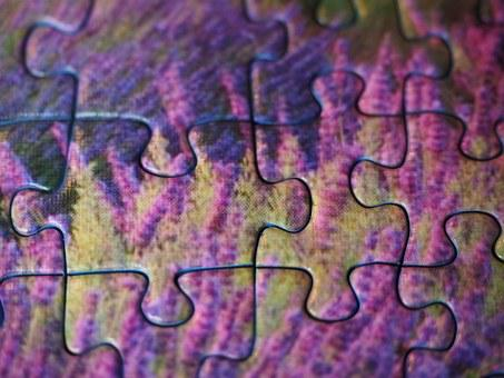 Pieces Of The Puzzle, Items, Form, Different
