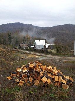 Sochi, Firewood, Landscape, Journey