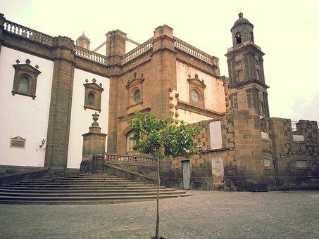 Gran Canaria, Las Palmas De Gran Canaria, Canary, Duomo
