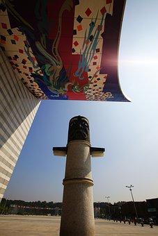 Sochi, Republic Of Korea, Molding, Memorial