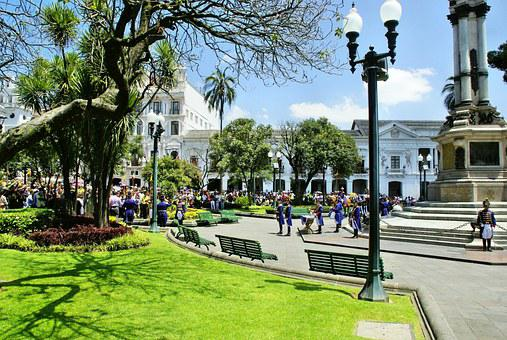 Quito, National Holiday, Presidential Palace