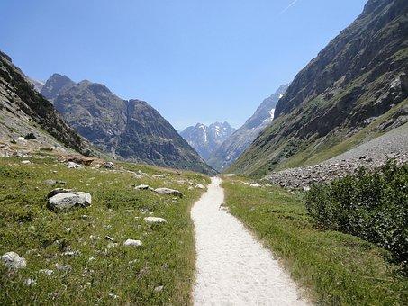 Mountain, Landscape, Nature, Mountain Landscape, Rock