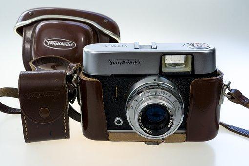 Voigtlander, Vito C, Camera, 60s, Vintage, Retro