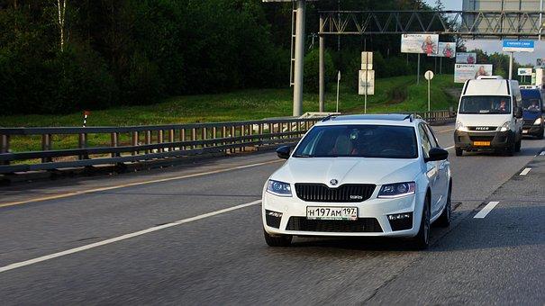 Lexus, Machine, Auto, Transport, Car, Road, Tuning