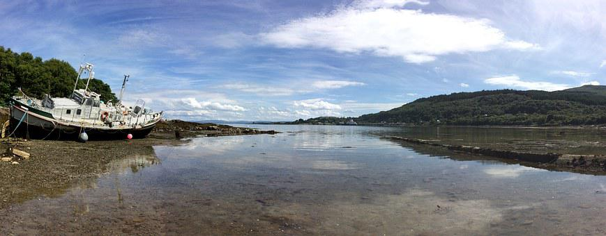 Scotland, Isle Of Mull, Beach, Coast, Sea, Ocean