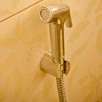 Shower Head, Shower, Douching, Bathroom, Hygiene, Bath