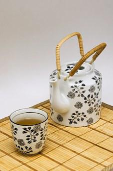 Tea, Maker, China, White, Traditional, Drink, Cup, East