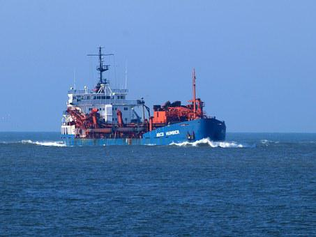 Arco Humber, Suction Dregder, Ship, Vessel, Technology