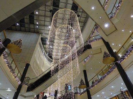 The Shopping Center, Trade, Market, Shopping Arcade